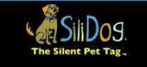 Pet id tags - silidog circle tags
