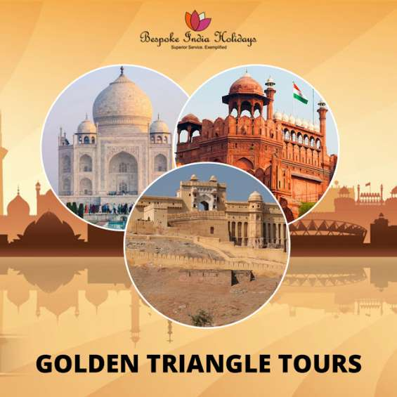 Golden triangle tour packages in india