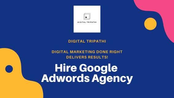 Hire google adwords agency