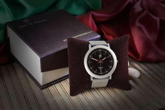 E157: wrist watch (anticlockwise)